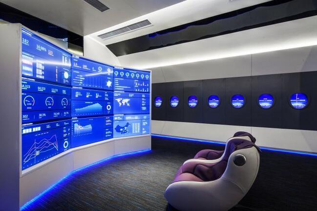 科技品牌展厅设计方案
