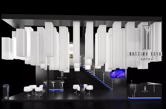 国内外超赞的展台设计案例