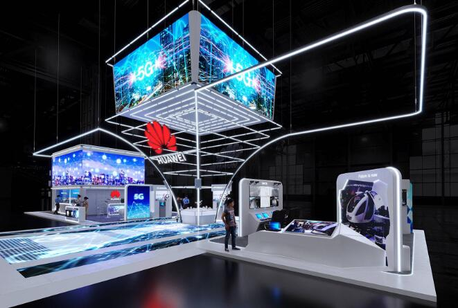L形吊顶展台3C设计原则3C指的...