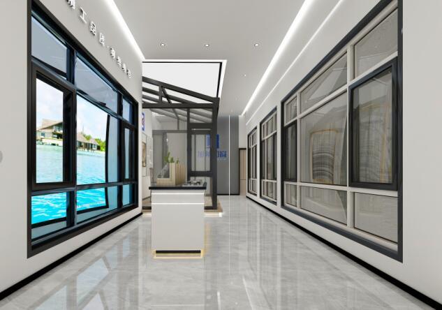 门窗展厅如何展示出企业魅力?