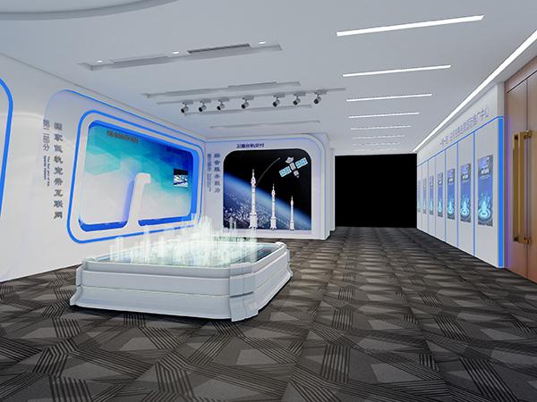 航天精密展厅