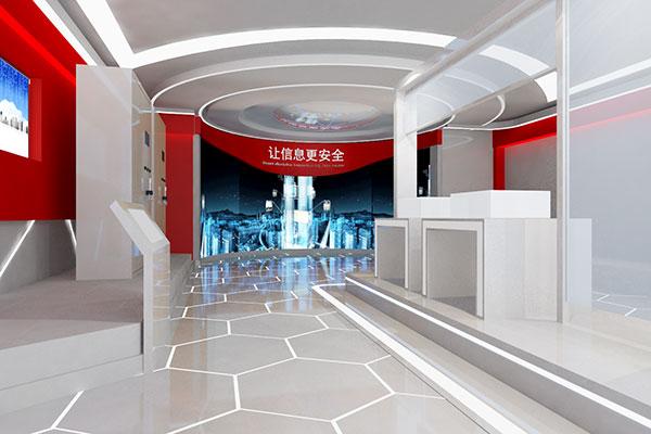 展厅设计效果图1