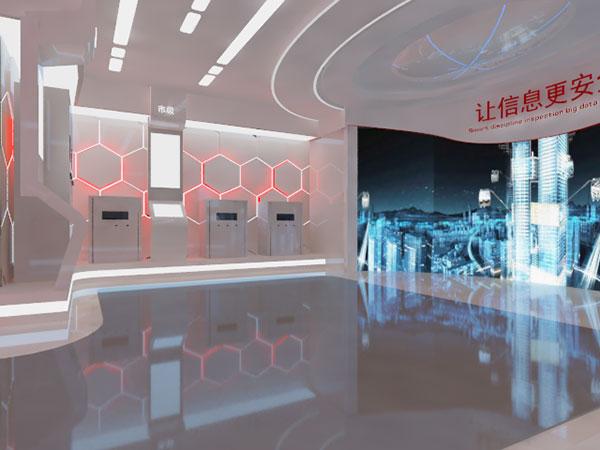 展厅设计效果图2