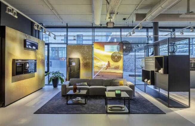 西门子陈列室展厅设计