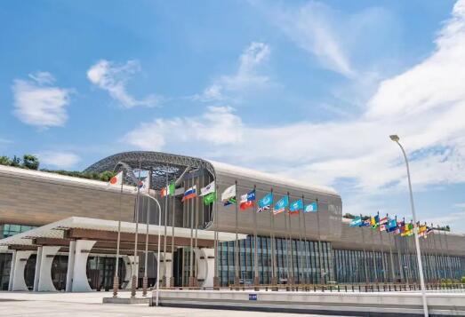 杭州国际博览中心:开启跨界...