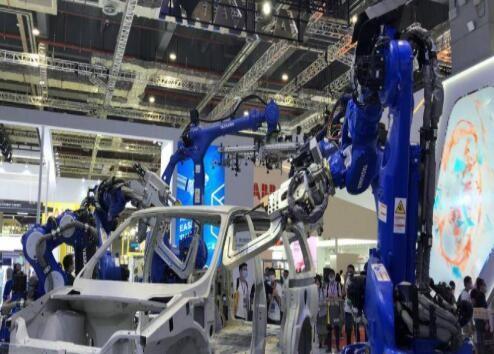 工博会:见证中国工业崛起之路
