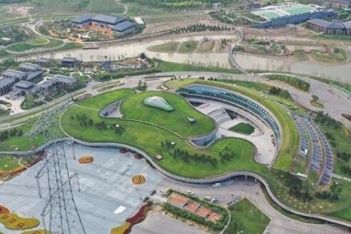 雄安新区新材料展联结建筑与低碳